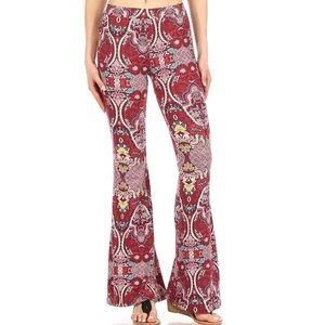 Boho hippie pants!